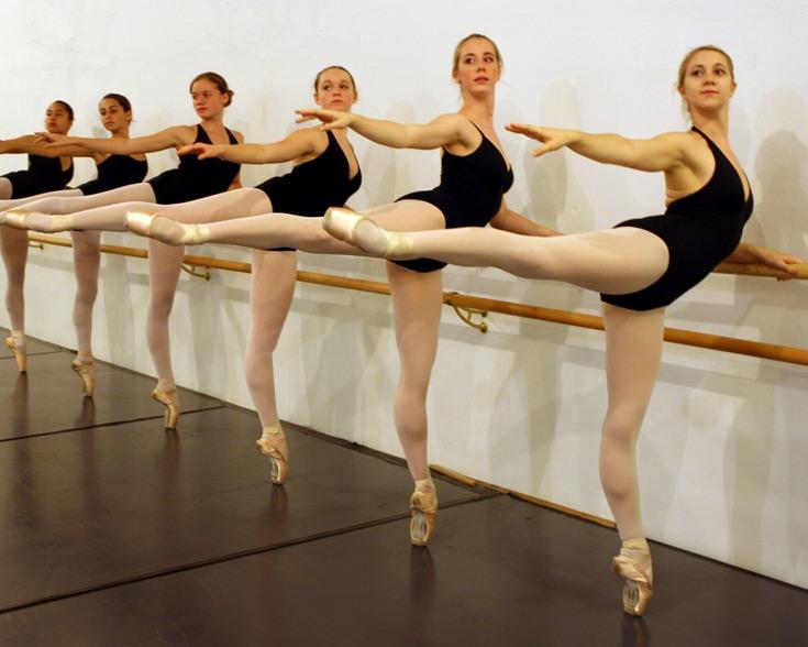 CDA Ballet Students
