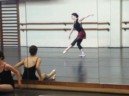CDA Dance in Mirror