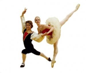 CDA Ballet Couple